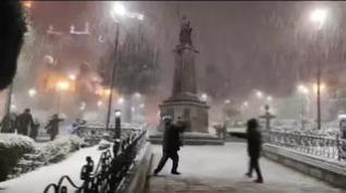 Un temporal de frío cubre de blanco varias regiones de Bolivia y Perú