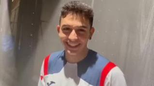 """Alberto Ginés, oro olímpico en Escalada: """"Todavía estoy asimilándolo"""""""