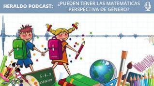 Podcast Heraldo: ¿Pueden tener las Matemáticas perspectiva de género?