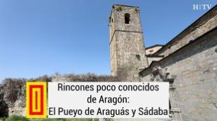 Rincones poco conocidos de Aragón: qué ver en El Pueyo de Araguás y Sádaba