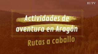Rutas a caballo en la provincia de Zaragoza y Huesca