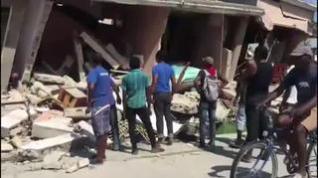 El terremoto en Haití deja por el momento más de 300 muertos y cuantiosos daños materiales