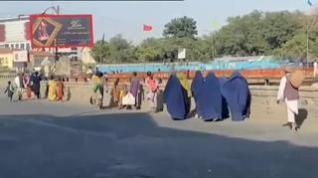 Incertidumbre entre la población afgana tras la toma de Kabul por los talibanes