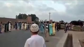 Afganistán ya está bajo dominio talibán