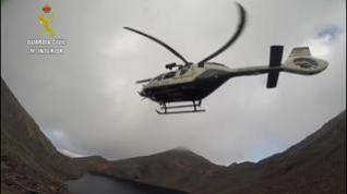 Hallan muerto a un montañero holandés en una tienda de campaña a 3.000 metros en Panticosa