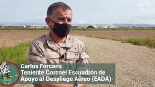 """Carlos Forcano: """"La única espina clavada ha sido no poder sacar a más gente"""""""