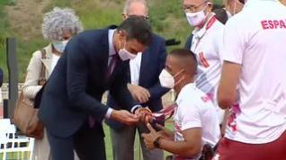 Pedro Sánchez homenajea a los deportistas olímpicos y paralímpicos españoles