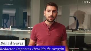 El Real Zaragoza suma un meritorio punto en Fuenlabrada