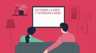 El Ayuntamiento de Zaragoza anima a repartir de forma equitativa las tareas domésticas