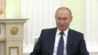 Putin, en cuarentena
