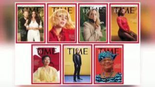 Megan y Harry, Britney Spears o Biles, entre los más influyentes del año para la revista 'Time'