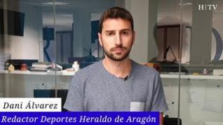 El Real Zaragoza sigue sin pólvora