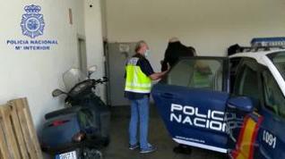 Desmantelan un narcopiso en el barrio del Gancho de Zaragoza