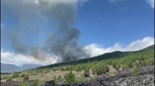 El volcán Cumbre Vieja en La Palma entra en erupción