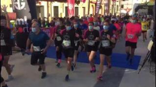Más de 430 corredores, en la primera edición de la San Martín Moncayo Trail