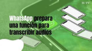 WhatsApp prepara una función para transcribir audios