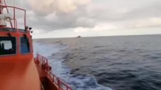Así afecta la erupción del volcán a la principal zona pesquera de La Palma