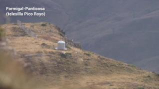 Continúan las obras del nuevo telesilla de Formigal y la ampliación del de Cerler