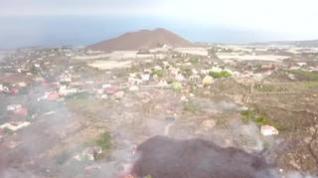 Qué pasará si la lava del volcán de La Palma llega al mar