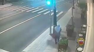 Una anciana resiste un intento de robo en el centro de Moscú