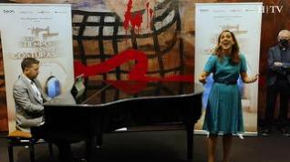 Presentación del musical 'El tiempo entre costuras'