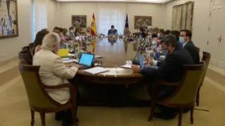 """El Gobierno dice que Puigdemont debe ser juzgado y desde la Generalitat, Aragonés expresa su """"enérgica condena"""""""