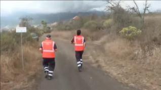Evacúan las localidades de Tajuya, Tacande de Abajo y Tacande de Arriba por la intensidad de la actividad volcánica