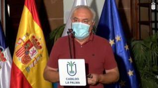 El Plan de emergencias volcánicas de Canarias contempla un aumento de piroclastos