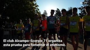 Más de 1.500 niños pasan por la meta en la XV Carrera de la Infancia