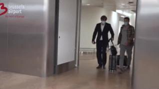 Puigdemont regresa a Bruselas tras su detención