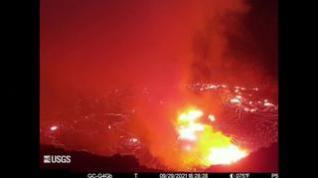 El volcán Kilauea, en Hawai, entra en erupción