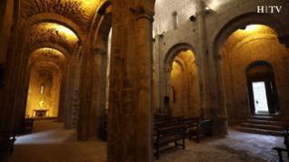 Vídeo del Monasterio de Alaón de Sopeira