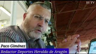 Análisis del partido entre el Real Zaragoza y el Oviedo