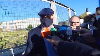 """Arranca el juicio a Villarejo: """"Espero que no sea una justicia folclórica"""""""