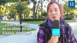 """Viki Lafuente, cantante:  """"Actuar en mi ciudad es un descanso en el camino"""""""