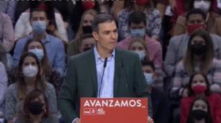 Pedro Sánchez reivindica la fortaleza de la socialdemocracia