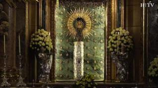 Abrazo jotero: resumen del acto dentro y fuera de la Basílica del Pilar