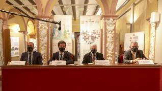 Huesca celebra el décimo aniversario del proyecto 'La Ciudad de las niñas y los niños'.