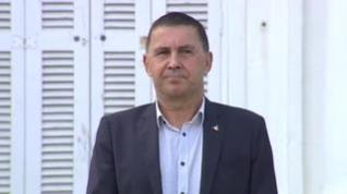 Otegi vincula a los presos con el apoyo a los Presupuestos