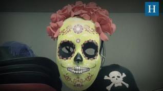 Los disfraces del 'Juego del Calamar' arrasan este Halloween