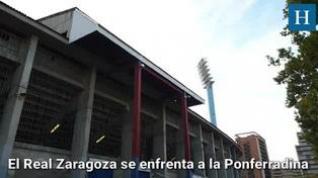 Los aficionados quieren una victoria del Real Zaragoza en La Romareda