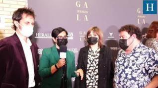 Entrevista con Oregón TV en la Gala 'Aragón, mucho que decir'