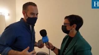 Entrevista a Jorge Blass, presentador de la GALA minutos antes del estreno