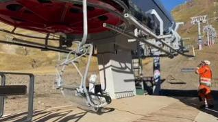 Formigal ya prepara la temporada de esquí