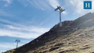 Nuevo telesilla de Cerler hacia el valle de Castanesa