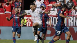 SEVILLA FC vs LEVANTE UD
