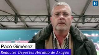 Un partido con muchos cambios en el Real Zaragoza