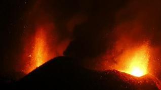 La lava del volcán de La Palma cubre ya 901 hectáreas de extensión