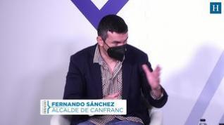 El alcalde de Canfranc, Fernando Sánchez, hace una reflexión sobre el futuro de Canfranc