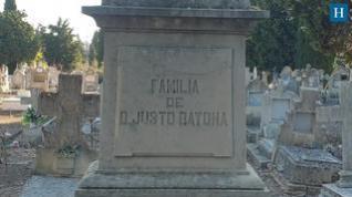 Los personajes más ilustres que descansan en el cementerio de Torrero de Zaragoza